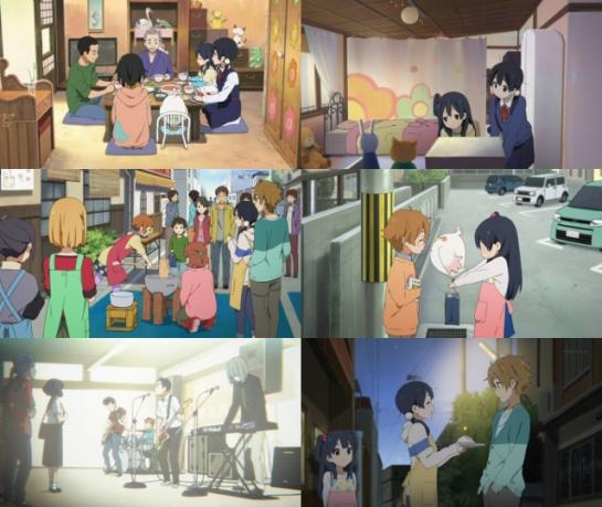 Tamako Market episode 9