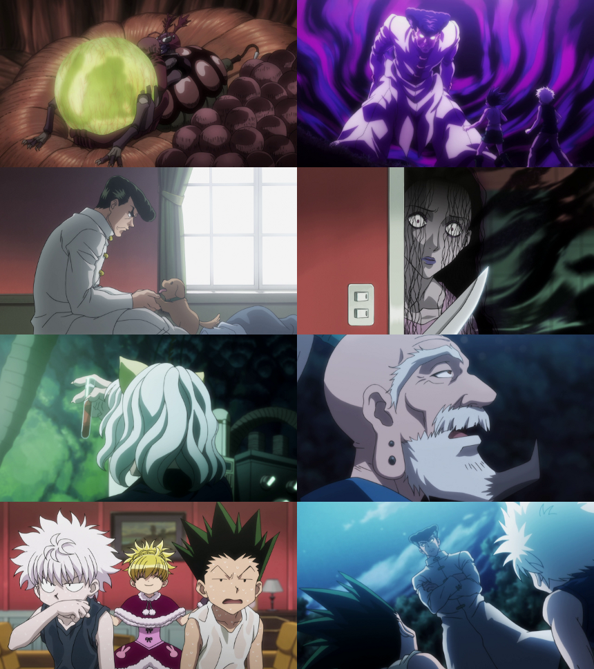 Hunter X Hunter Episoden