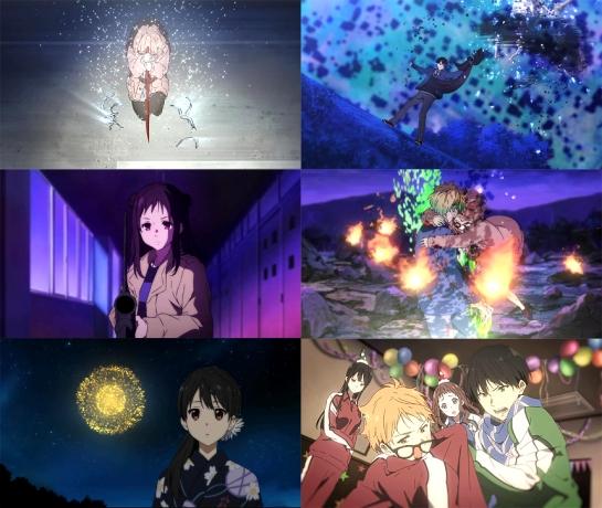 Kyoukai no Kanata episode 2-6