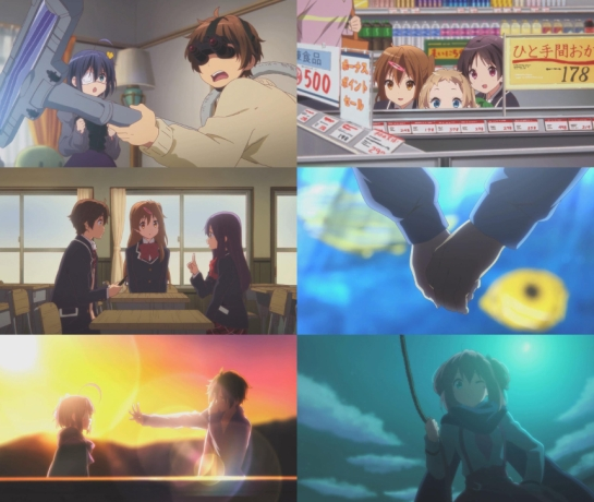 Chuunibyou Ren episode 2