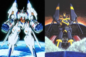 25 years on, the more mecha changes, the more it stays the same.